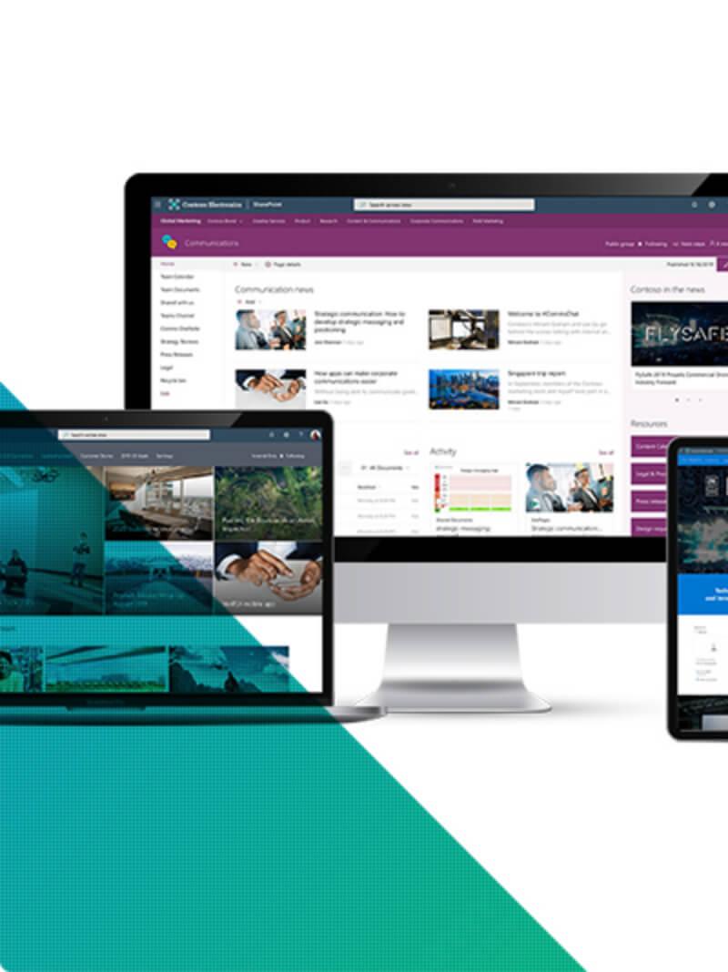 SharePointモダン化コンサルティングサービス
